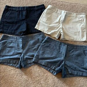 Loft Outlet shorts, size 12